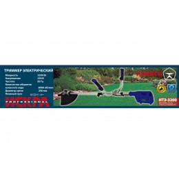 Электрокоса Искра ИТЭ-3200 Professional