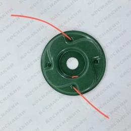 Металлическая шпуля (паук) для мотокосы Мод. 2