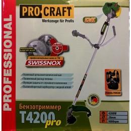 Мотокоса Procraft T-4200 Pro