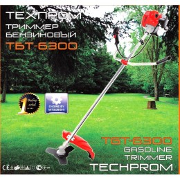 Бензокоса Техпром ТБТ-6300