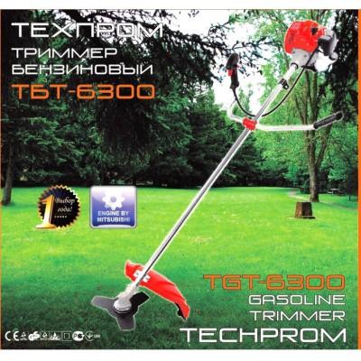 Мотокоса Техпром ТБТ-6300 купить недорого