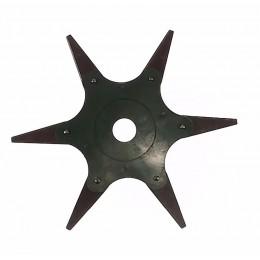 Сегментный нож для мотокосы 6Т