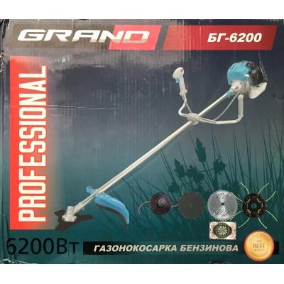 Бензокоса Grand БГ-6200 купить недорого