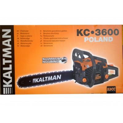 Бензопила KALTMAN KC-3600 купить в интернете